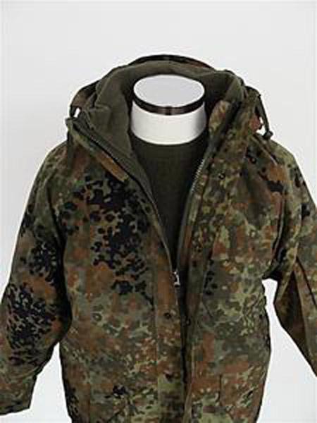 Военная одежда секонд-хенд