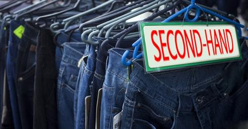Заказать оптом - Спортивную и джинсовую одежду секонд хенд